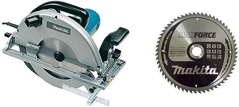 Makita 5103R - Sierra Circular 2.100W, 270mm + Makita B-08573 - Disco HM 270/30/60D