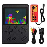 eSynic Handheld Game Console, Retro Game Console with 390 Classic Games 3 Inch