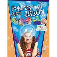 Pompas de jabón (Pompas mágicas)