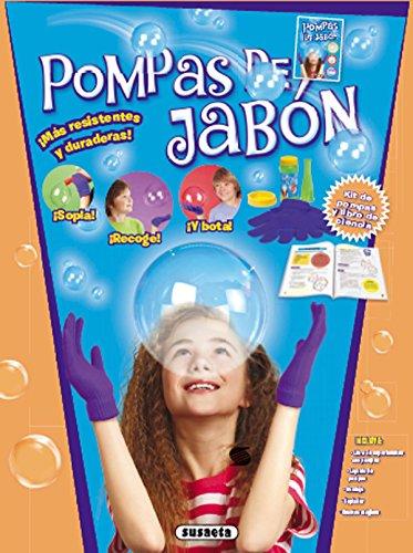 Pompas de jabón (Pompas mágicas