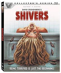 SHIVERS BD + DGTL [Blu-ray]