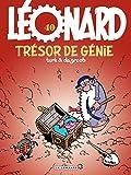 Léonard - Tome 40 - Un trésor de génie - Format Kindle - 5,99 €