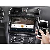 Alpine i902D-G6 Monitor 9' Golf 6 Car Play Android Auto USB BT Dab