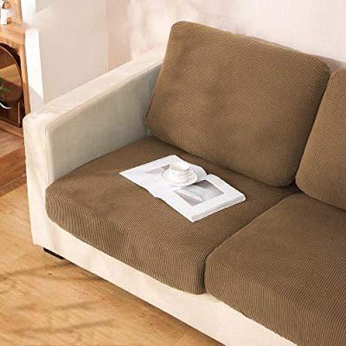 Funda de cojín para sofá, Antideslizante, Resistente al Desgaste, fácil de Limpiar, Utilizada para la protección de Muebles para Mascotas para Perros de la Sala de Estar
