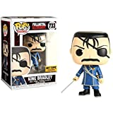 Lotoy Funko Pop Animation : Fullmetal Alchemist - King Bradley (Exclusive) 3.75inch Vinyl Gift for A...