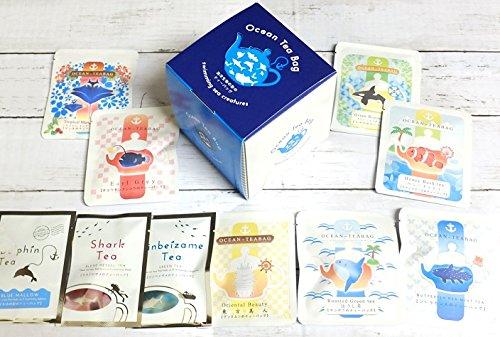 ocean-teabag 海のティーバッグ 10種セット