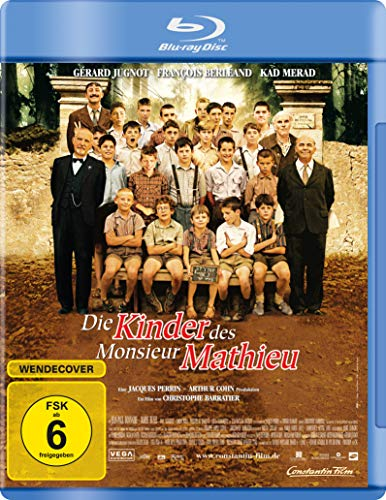Kinder Monsieur Mathieu [Blu-ray]