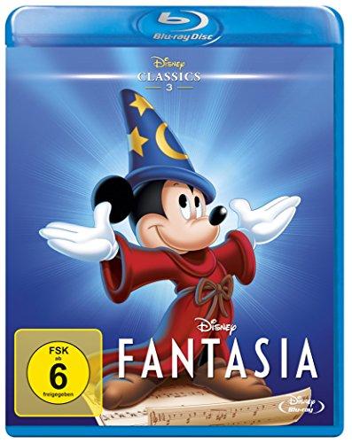 Fantasia - Disney Classics 3 [Blu-ray]