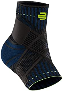 Bauerfeind Sports Ankle Support - Breathable Compression - Figure 8 Taping Strap - Air Knit Fabric for Breathability - Designed for Secure Fit and Maximum Freedom of Movement