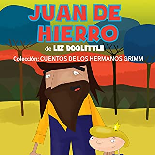 Libros para niños: Juan de Hierro [Books for Children: Juan de Hierro] cover art