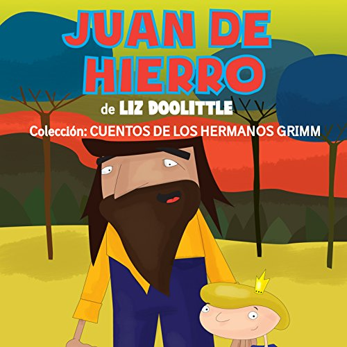 Libros para niños: Juan de Hierro [Books for Children: Juan de Hierro] audiobook cover art