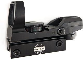 Nitro.Voタイプ リフレックス クアトロダットサイト レティクル4種 レッド/グリーン (HD101)