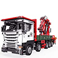 Design: Designed according to the real Highway engineering crane. Well-made in appearance and performance. Structure, actionable action, appearance, interior have been carefully restored. Authorized by Yuji. Features: There are rotary gear retractabl...