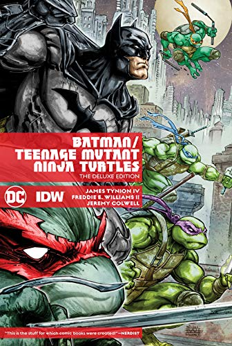 Batman/Teenage Mutant Ninja Turtles Deluxe Edition