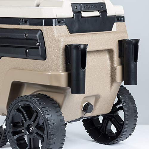 Igloo Trailmate Journey 70 Qt Cooler, Canyon Brown/Riverbed Tan (00034298)