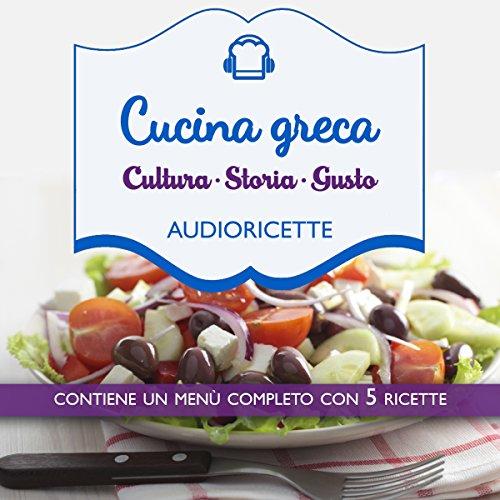 Cucina greca  Audiolibri