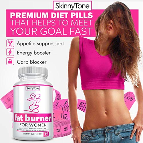 Thermogenic Fat Burners for Women - Best Keto Diet Weight Loss Pills - Appetite Suppressant- Burns Fat Fast - Metabolism/Energy Booster 2