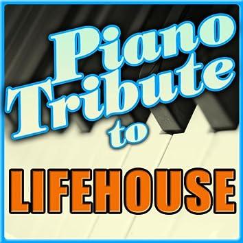 Lifehouse Piano Tribute - EP