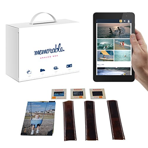 Memorable Image Scanning Service (Photos, Slides, Negatives) to Prime Photos - 250 Photos