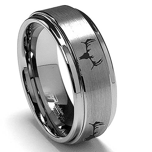 Southern Designs Deer Skull Deer Hunting Ring (11)
