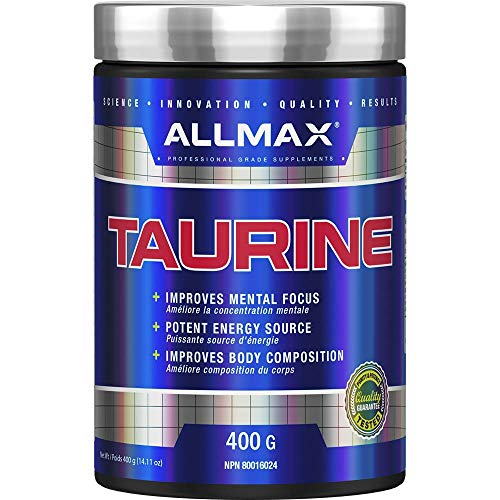 ALLMAX Nutrition Taurine - 400 g - 14 oz