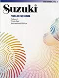 Suzuki Violin School 3, (Revised Edition): Violin Part (The Suzuki Method Core Materials)