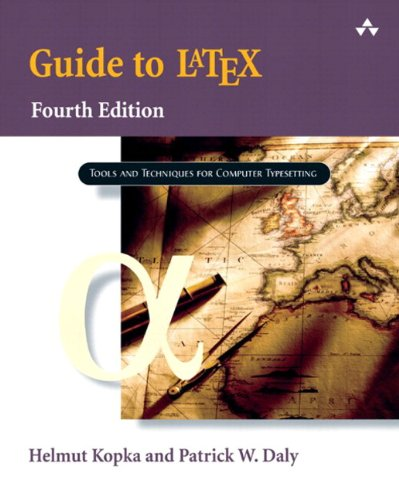 Guide to LaTeX (Tools and Techniques for Computer Typesetting) (English Edition)