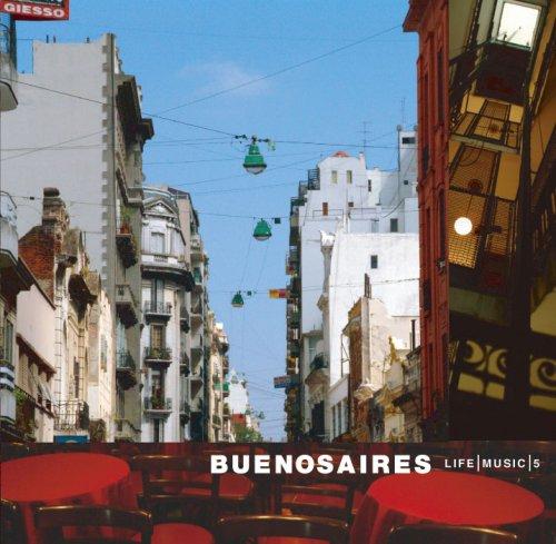 快適日常音楽5 ブエノスアイレスの詳細を見る