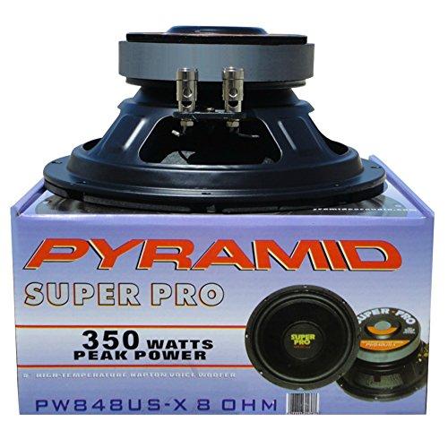 Altavoz DIFUSOR WOOFER PYRAMID PW848USX PW 848 USX 20,00 CM 200 MM...