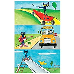 Best Classroom Light Covers - Educational Insights Pete the Cat Decorative Light Filters