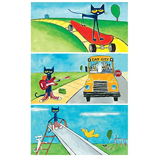 Pete the Cat School's Cool! Decorative Light Filters