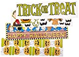 Eureka Peanuts Halloween Mini Bulletin Board Sets