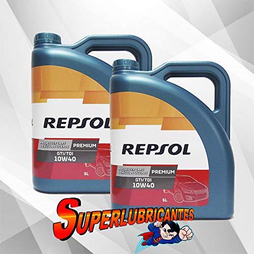 Mundocoche Repsol Elite Premium TDI-GTI 10W40 2x5L(10Litros)
