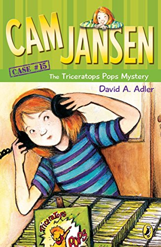 Cam Jansen: the Triceratops Pops Mystery #15の詳細を見る