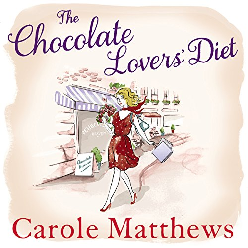 The Chocolate Lovers' Diet audiobook cover art