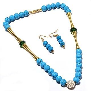 Zewar collana da donna set Pearl originale ad puwai Handmade design moda gioielli diamante bianco