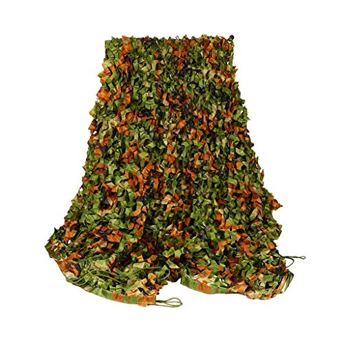 Carl Artbay luifelzeil bosmodus camouflagennet Outdoor Wild CS camouflage zonnescherm decoratie net multi-grootte optioneel (grootte: 4 * 5m) camouflage camouflageet 4*5m