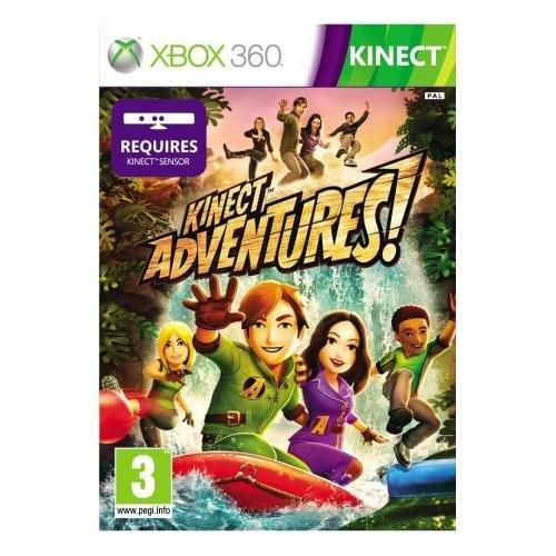 Kinect Adventures! - Kinect Xbox 360