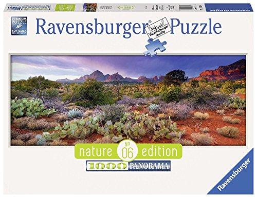 Ravensburger - 15069 4 - Puzzle - Désert Magique - 1000 Pièces