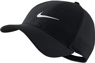 Nike Men's AeroBill Legacy 91 Cap, Black/White, One size
