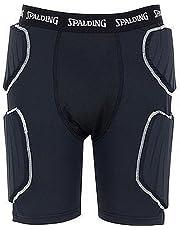 Spalding 300505601 - Shorts con Protecciones Hombre