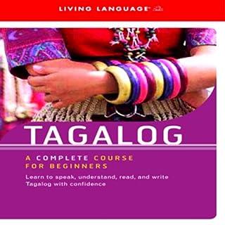 Tagalog (Unabridged) cover art