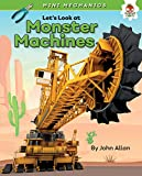 Let's Look at Monster Machines (Mini Mechanics) (English Edition)
