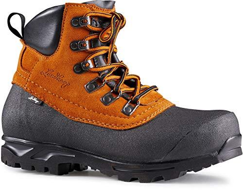 Lundhags Tjakke Light Mid-Cut Stiefel Amber/Black Schuhgröße EU 43 2020 Schuhe
