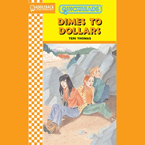 Dimes to Dollars audiobook cover art