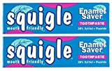 Best Canker Sore Treatments - Squigle Enamel Saver Toothpaste, Canker Sore Treatment. Helps Review
