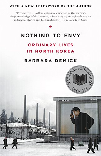 Nothing to Envy: Ordinary Lives in North Korea (English Edition)