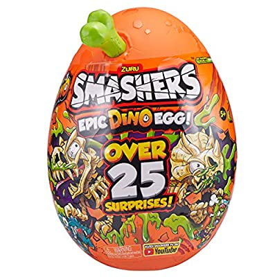 Smashers Epic Dino Egg Collectibles Series 3 Dino by Zuru by Smashers