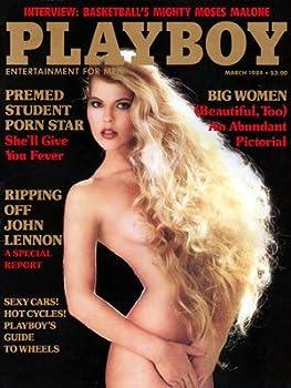 Playboy Magazine March 1984