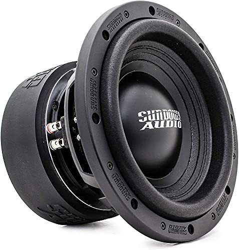 1000 watts rms subwoofer - 7